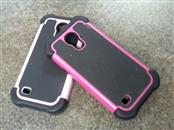 HYBRID DUAL LAYER SAMSUNG S4 MINI HARD CASE